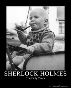 Sherlock Early Years