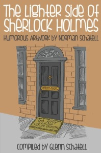 The Lighter Side of Sherlock Holmes Cover
