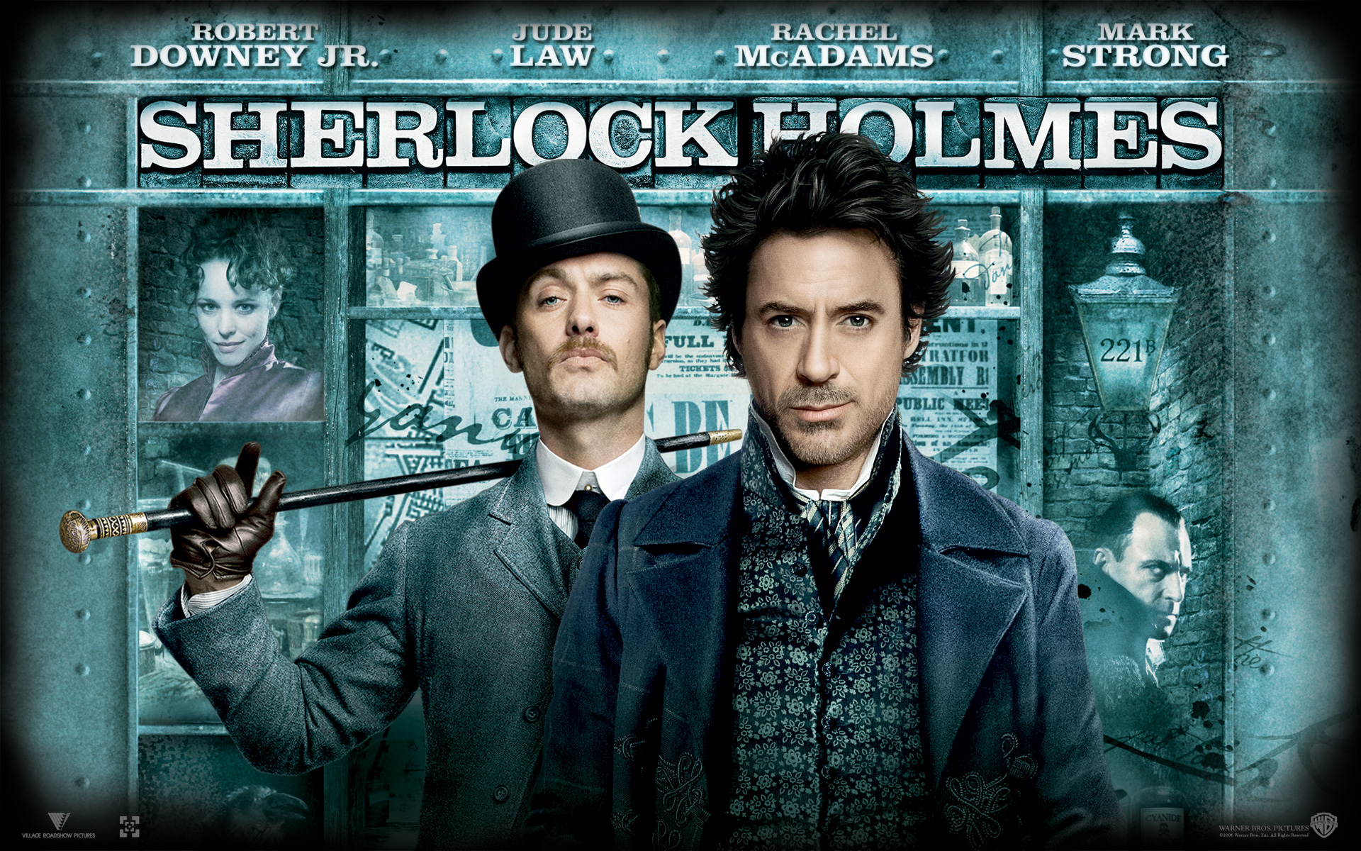 Revisiting the Guy Ritchie Holmes Films Girl Meets Sherlock A