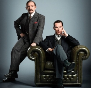 Sherlock New Pic